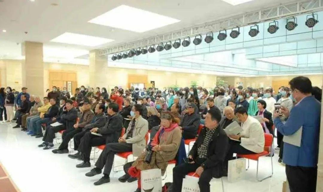 滁州市第五届美术、书法、摄影作品双年展在滁州美术馆举行(图3)