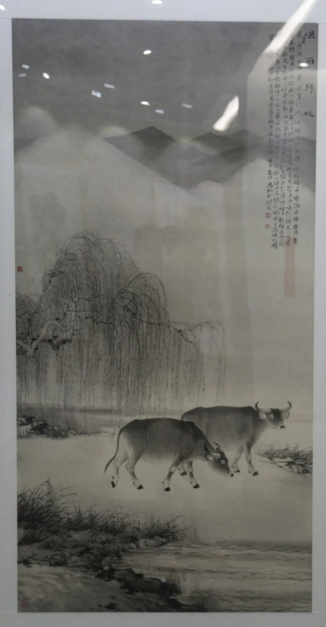 传承红色文化 携手共迎小康 苏皖两省六市书画展在蚌埠开幕(图9)