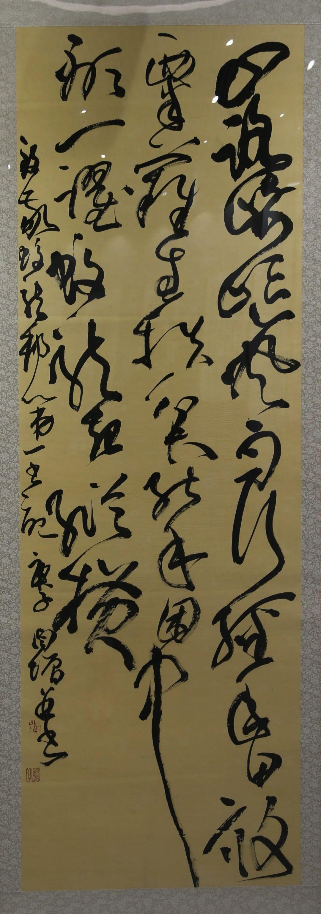 传承红色文化 携手共迎小康 苏皖两省六市书画展在蚌埠开幕(图39)