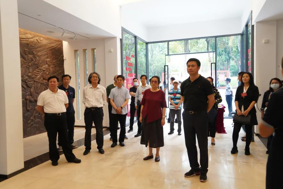 2021年全国书协系统驻会干部培训班在广东东莞举行(图14)